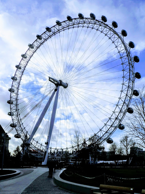 MillenniuM Wheel, aka The London Eye