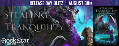 Release Day Blitz: Stealing Tranquilty by J.L. Weil