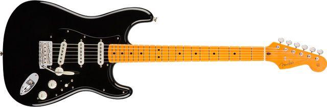 Guitarra de David Gilmour Fender Black Stratocaster