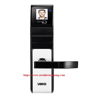 Ưu điểm Khóa cửa vân tay nhận diện bằng khuôn mặt 5in1 Viro-Smartlock VR-F1