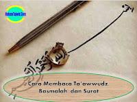 4+ Cara Membaca Ta'awwudz, Basmalah, dan Surat dalam Al-Qur'an