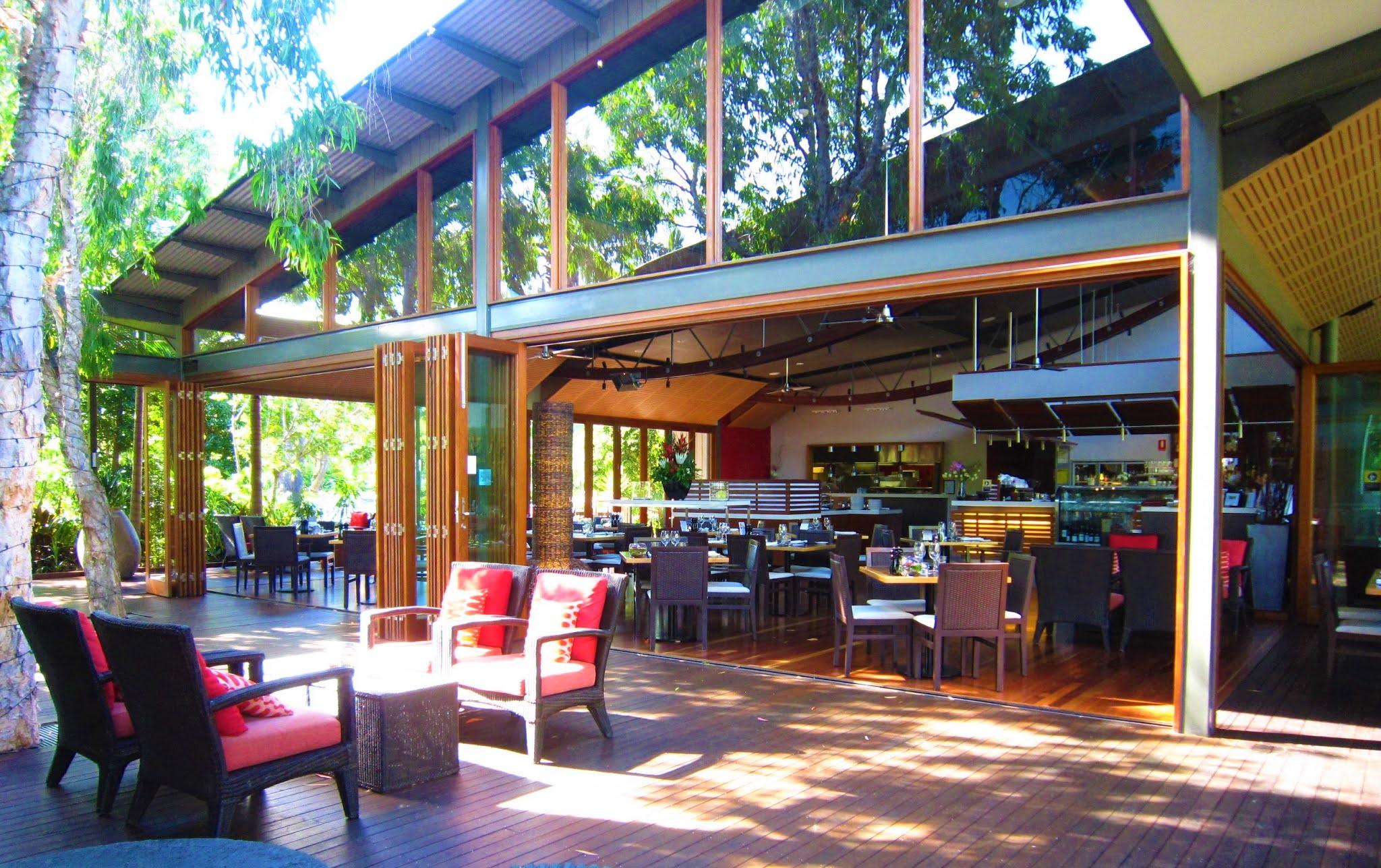 オーストラリアの人気観光地「Byron Bay」のホテルで撮った写真