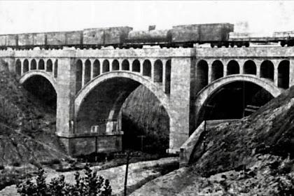 Jembatan Berhantu di Danville