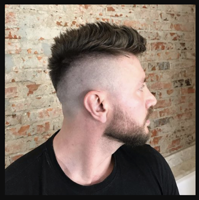2019 best faux hawk haircuts
