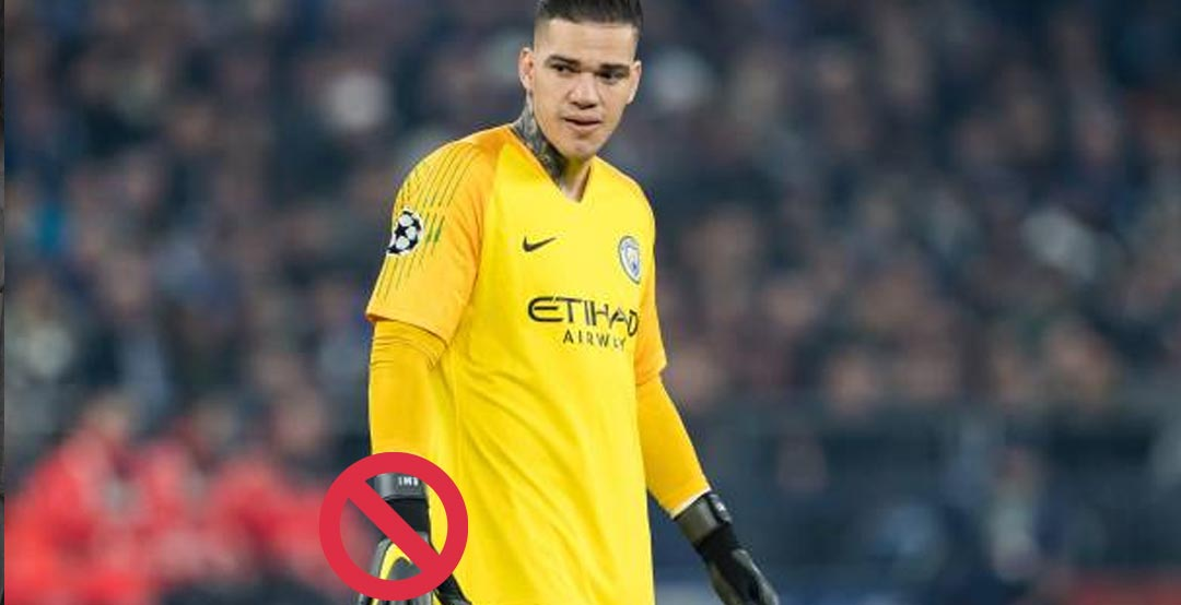 authentic quality cheap get cheap Nike Goalkeepers Use Gloves That Are Actually Banned By UEFA ...