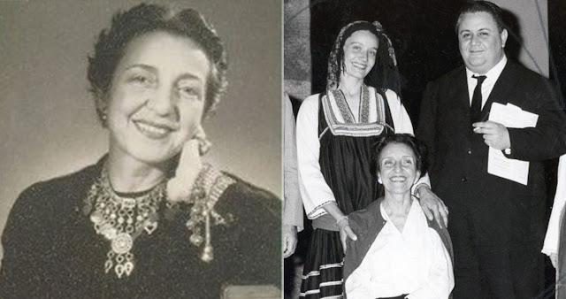 Εκδήλωση αφιέρωμα στη μνήμη της γυναίκας που διέσωσε ελληνικούς παραδοσιακούς χορούς σήμερα στη Νέα Κίο