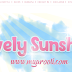 FULL DESIGN BLOG: LOVELY SUNSHINE