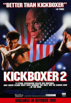 Kickboxer 2: The Road Back [1991] [DVD R1] [Latino]