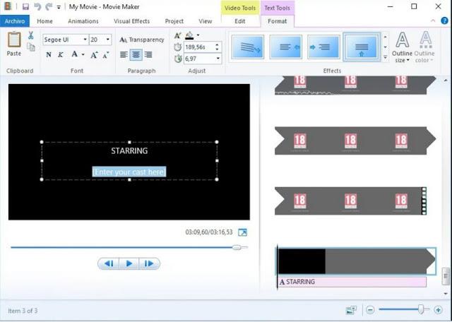 software editing video terbaik dan ringan untuk laptop dan pc.