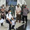 Panglima TNI Dan Kapolri Ingatkan Warga Disiplin Prokes di Sektor Ekonomi