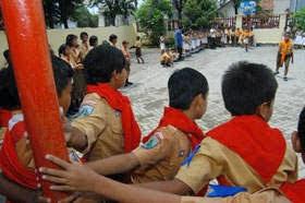 Benteng, permainan tradisional