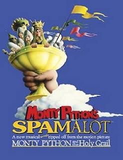 Spamalot Poster