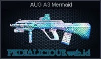 AUG A3 Mermaid