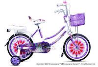 16 Inch Pacific Casella Kide Bike