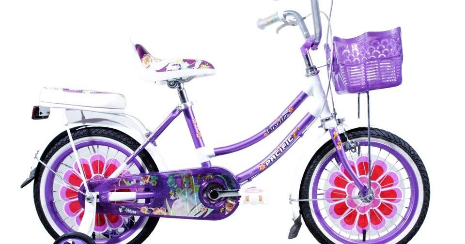 tokosarana™ | Mahasarana Sukses™: Sepeda Anak Pacific