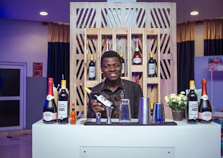 HOW BABATUNDE, A WAVE ALUMNUS STARTED HIS BARTENDING BUSINESS AFTER THE TRAINING