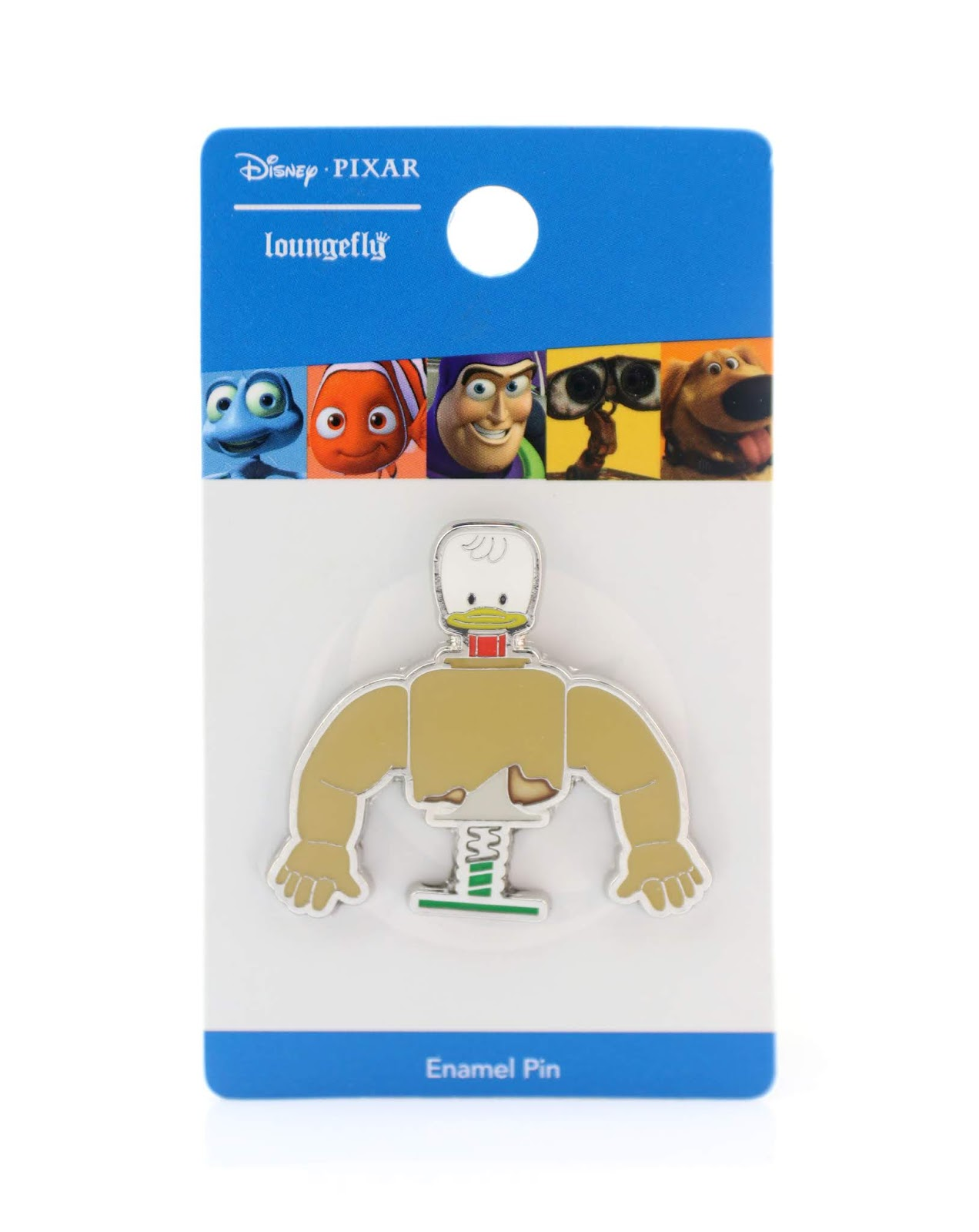 boxlunch loungefly toy story mutant toy pins ducky