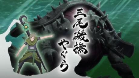 คาราทาจิ ยางูระ (Karatachi Yagura) @ Naruto Shippuden