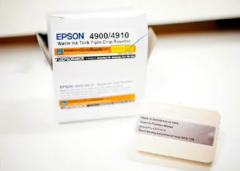 Chip Resetter for Epson Pro 4900