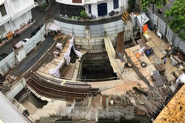 Nhà phố có 4 tầng hầm của thiếu tướng Lê Công: Báo cáo kết quả cho Thủ tướng trước ngày 20-10