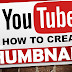 How to create youtube video thumbnail in hindi step by step