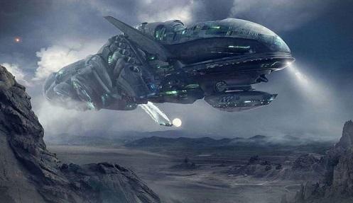 """Astrônomo diz que sondas """"EXTRATERRESTRES"""" estão escondidas em asteroides próximos"""