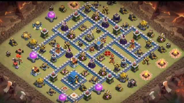 Best Th12 War Base For CWL Anti Everything 2020
