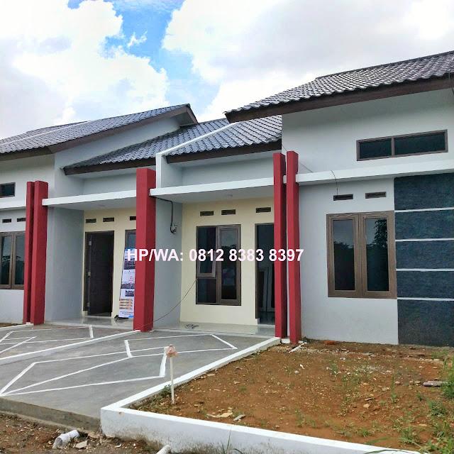 Taman Tenera Indah Jual Rumah Murah Ready 350 JUTA DP Bisa Cicil Tipe 50 Di Karya Wisata Ujung Medan