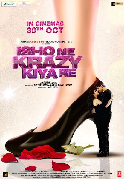 Ishq Ne Krazy Kiya Re (2015) Movie Poster No. 2