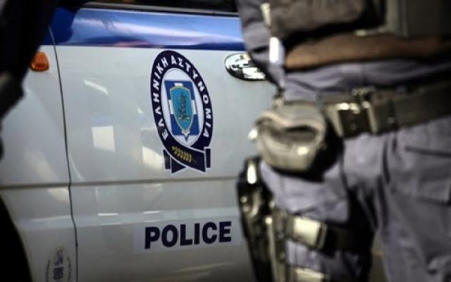 Εξιχνίαση ληστείας που έγινε προχθές (13 Απριλίου 2020) σε βάρος ηλικιωμένης γυναίκας στην Ημαθία.Συνελήφθησαν δύο άνδρες.