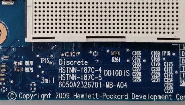 6050A2326701-MB-A04 HP Probook 6550b Bios