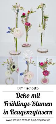 Pinterest Pin Anleitung dekorieren mit Blumen