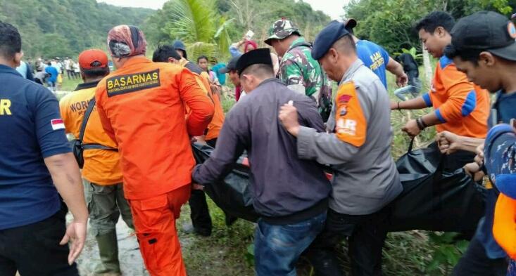 Satu Korban Tenggelam di Wae Pellae Akhirnya Ditemukan