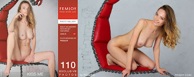 Lena A - FemJoy - Kiss Me - Mar 08, 2016