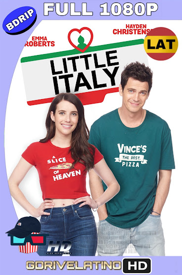 Little Italy (2018) BDRip 1080p Latino-Ingles MKV
