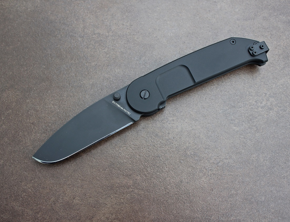 knivigt värre knife review extrema ratio bf2 cd