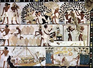 Ancient Egyptian Peasants