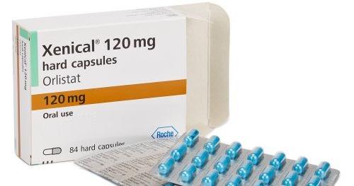 Xenical Orlistat - Manfaat, Dosis, Efek Samping dan Harga