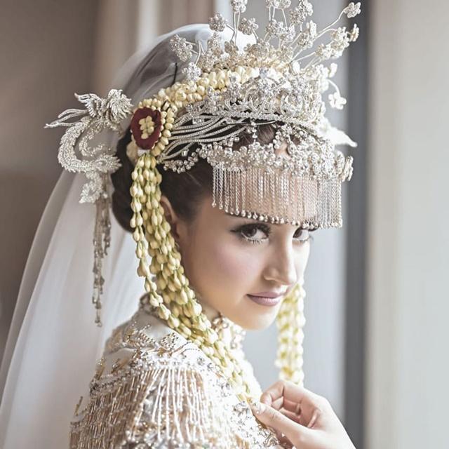 Pernikahan Tsamara Amany - IGtsamaradki