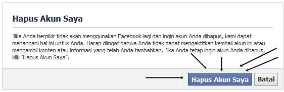 Cara Memblokir Fb Sendiri
