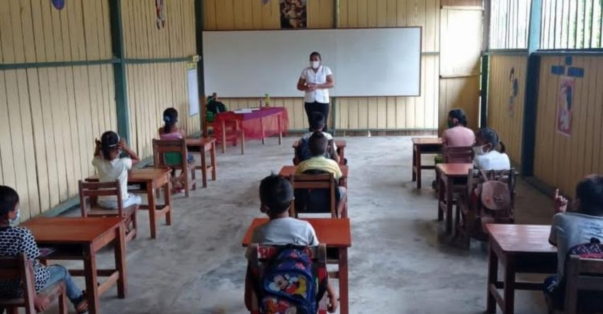 ANAPEF: Padres de familia divididos por retorno a clases en colegios de zonas urbanas