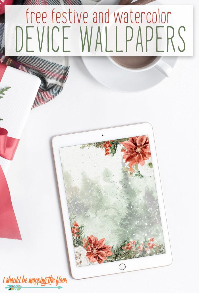 Christmas Wallpapers for iPad