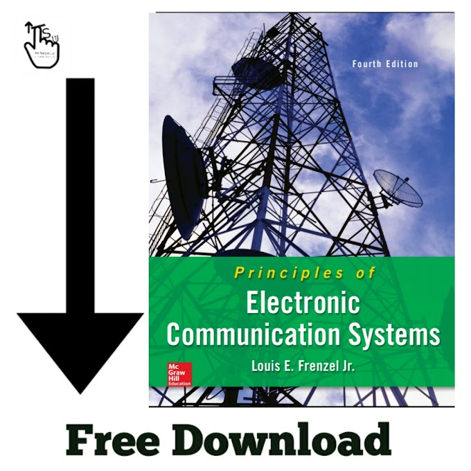 Free Download PDF Of Principles Of Electronic Communication System