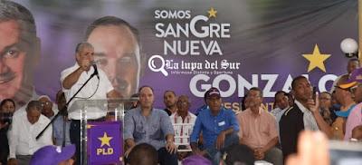 Gonzalo Castillo: Hay que trabajar sin descanso para ganar comicios del próximo mayo 2020