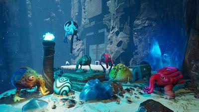 The Eternal Cylinder Game Screenshot 6