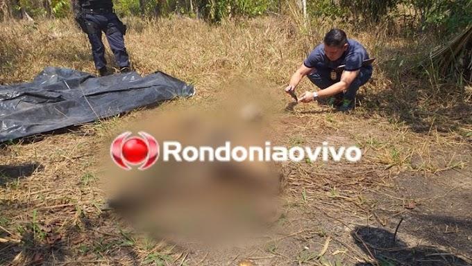 HOMICÍDIO A TIROS: Polícia busca identificar ossada encontrada em sítio de Porto Velho