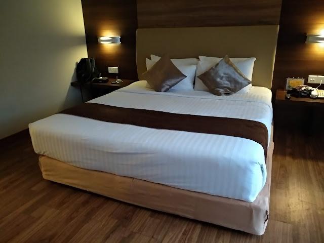 Hotel cuti di Ipoh