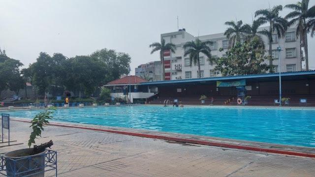 kolam renang ciledug murah