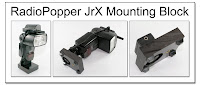 PJ1093A: RadioPopper JrX Mounting Block Composite Image