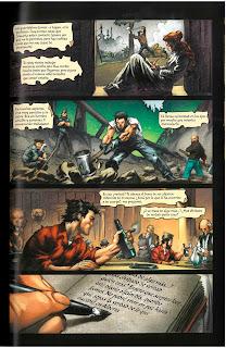 "Comic: Review de ""Lobezno: Origen"" 100% Marvel HC de Paul Jenkins - Panini"